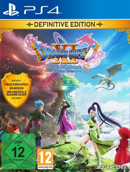 Dragon Quest XI S - Streiter des Schicksals (Definitive Edition)