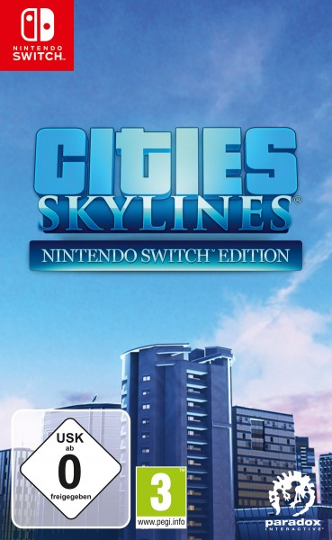 Cities Skylines (Nintendo Switch Edition)