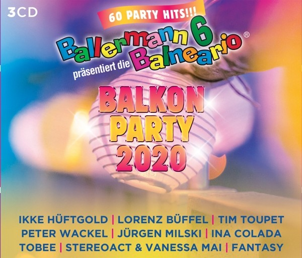 Ballermann 6 -.Die Balkon Party 2020