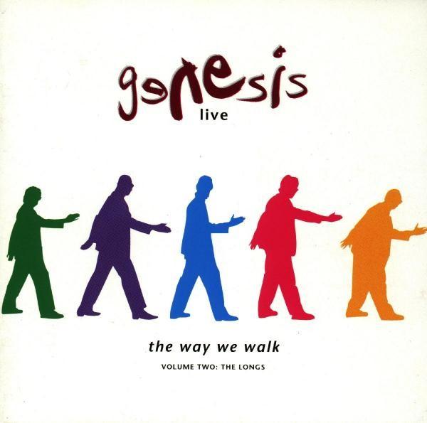 Genesis - Live-The Way We Walk Vol.2