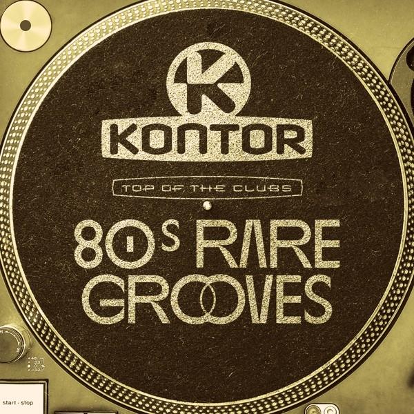 Various - Kontor TOTC-80s Rare Grooves - CD ab 3er-Box
