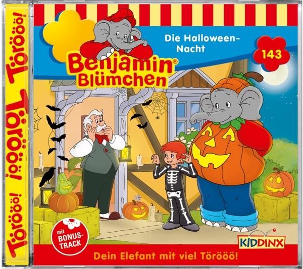 Benjamin Blümchen - Folge 143: Die Halloween-Nacht