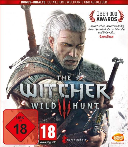 The Witcher 3: Wild Hunt (2. Auflage)