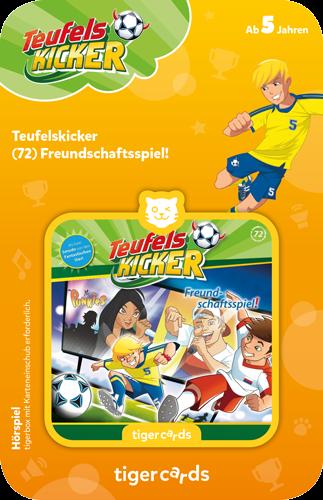 tigercard - Teufelskicker (72): Freundschaftsspiel