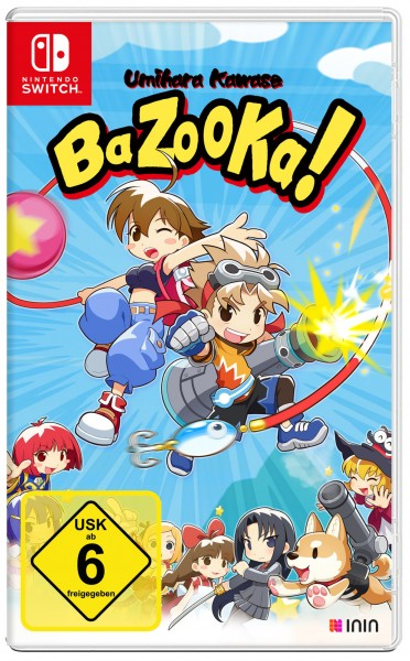 Umihara Kawase: BaZooKa!
