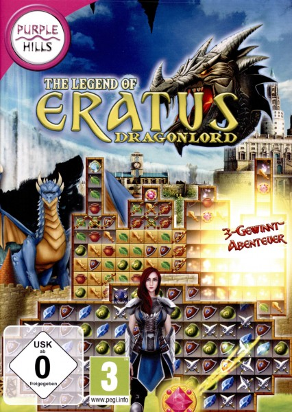 Purple Hills - The Legend of Eratus - Dragonlord