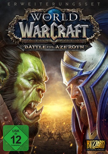World of Warcraft - Battle of Azeroth