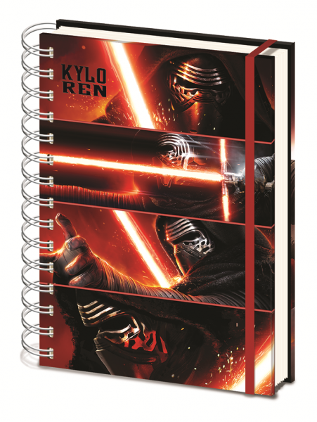 Notizbuch Star Wars Kylo Ren A4