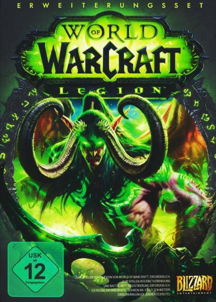 World of Warcraft - Legion (Add-On)