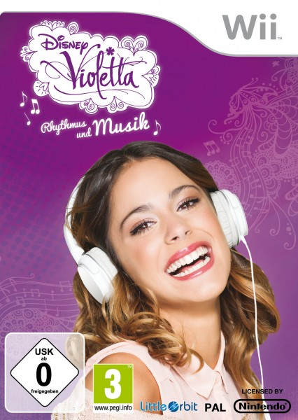 Violetta - Rhythmus und Musik (Disney)