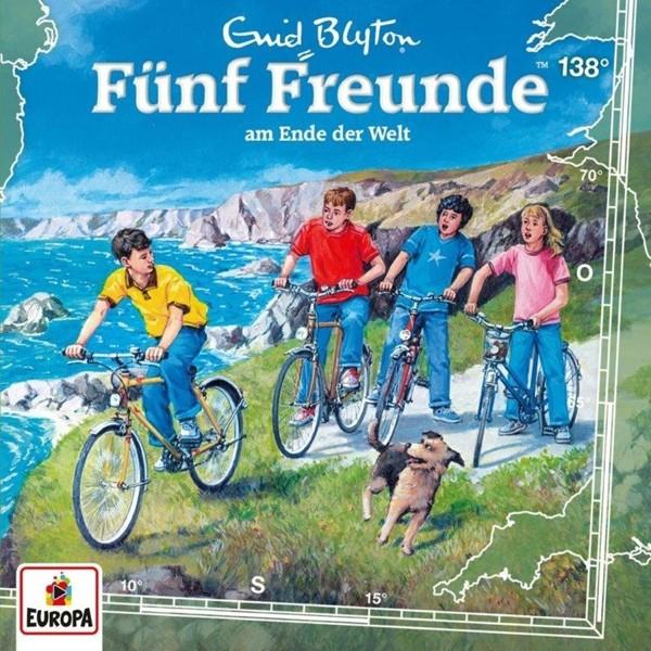 Fünf Freunde - 138/am Ende der Welt