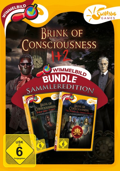Sunrise Games - Brink of Consciousness 1+2