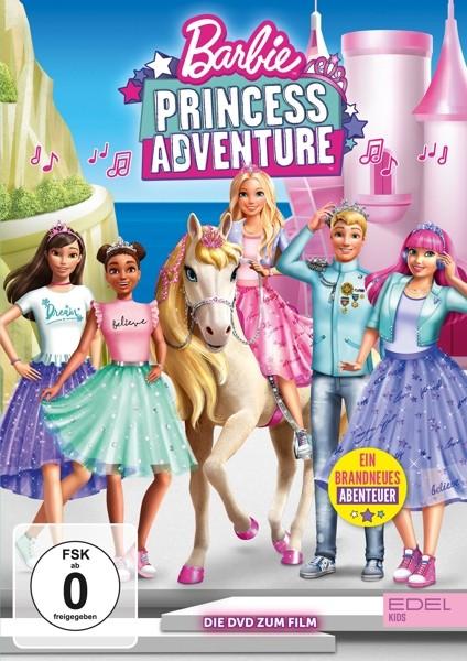 Barbie - Princess Adventure (Die DVD zum Film)