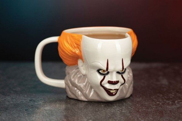 3D Becher - ES: Pennywise