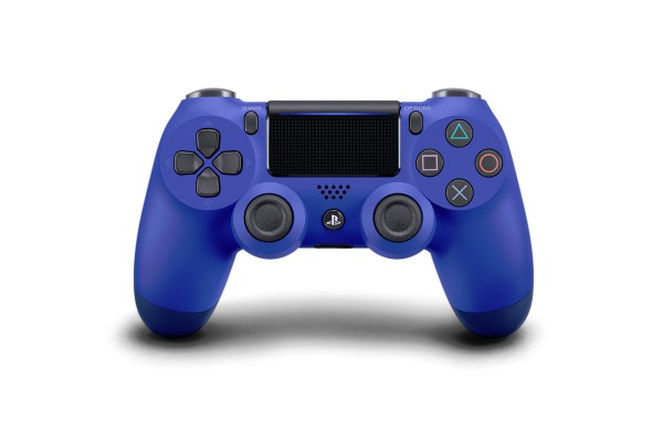 PS4 - Dualshock 4 Wireless-Controller V2 (Wave Blue) - ZB-PS4