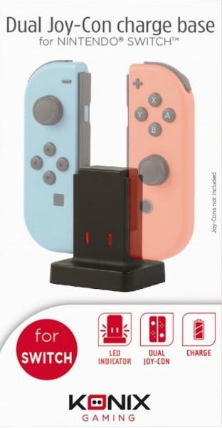 Nintendo Switch - Joy-Con Dual Charge (KONIX)