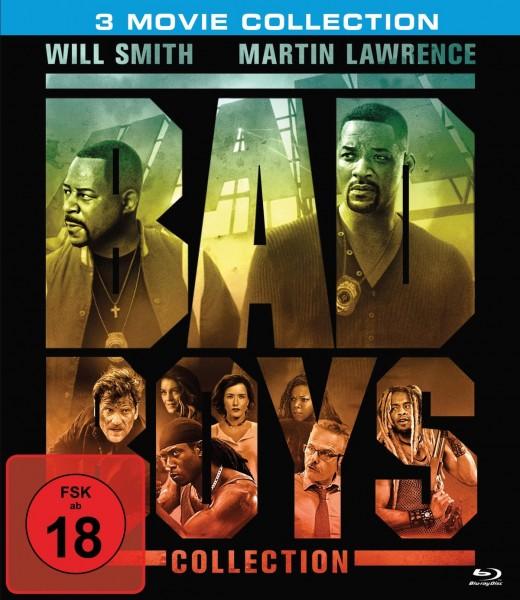 Bad Boys 1-3 [3 BRs]