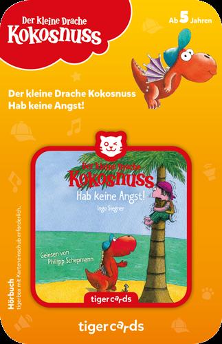 tigercard - Der kleine Drache Kokosnuss: Hab keine Angst!