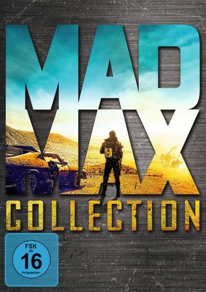 Mad Max - Collection [4 DVDs]
