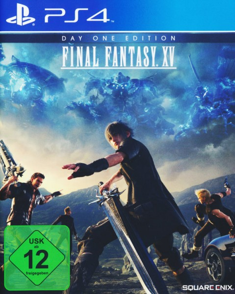 Final Fantasy XV (Day One Edition)
