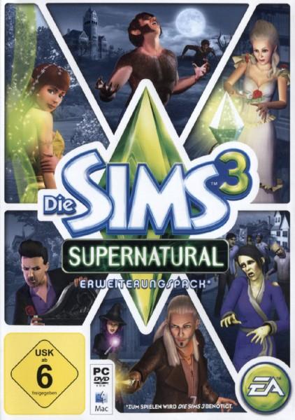 Die Sims 3 - Supernatural (Add-On) (PC+MAC)