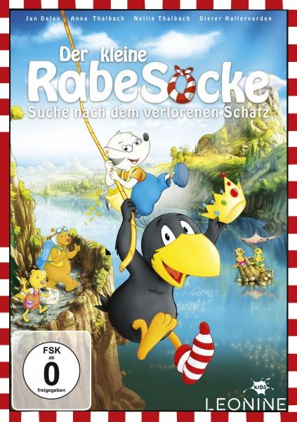 Der kleine Rabe Socke 3 - Die Suche nach dem verlorenen Schatz