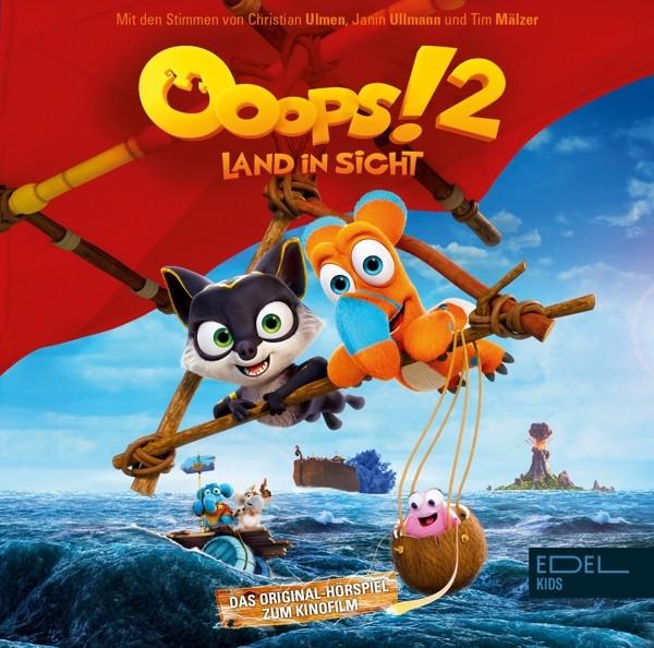 Ooops! 2 - Land in Sicht Kino-Hörspiel