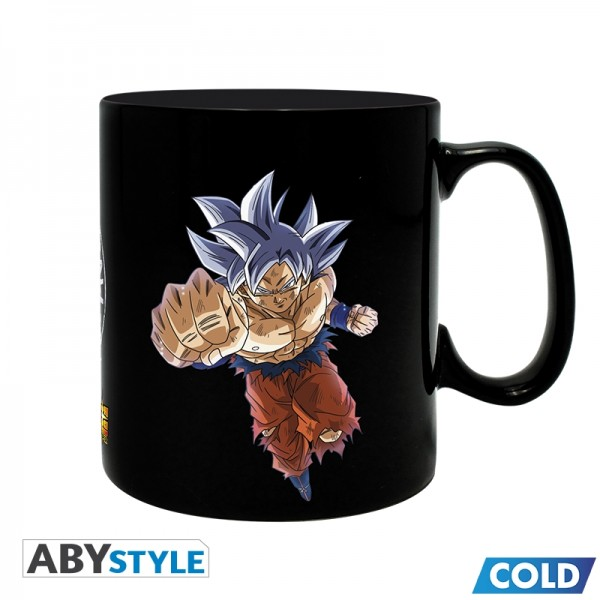 Tasse Dragon Ball Super Goku (Thermoeffekt) 460 ml