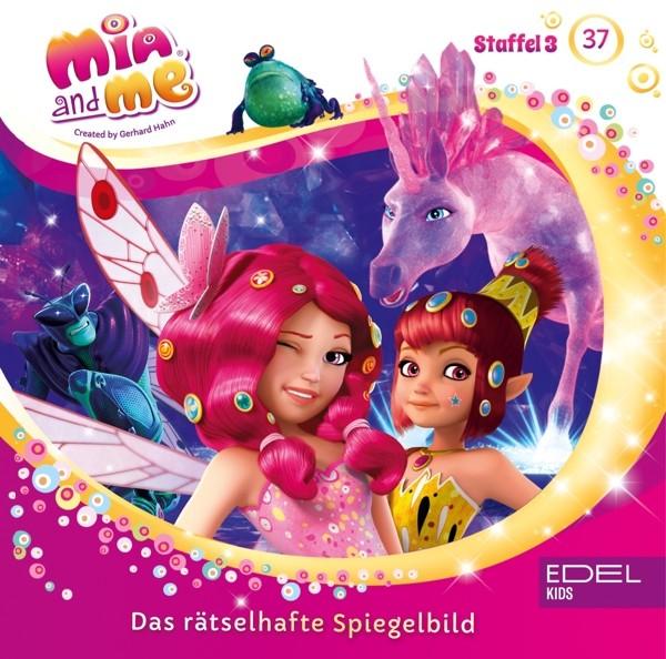 Mia And Me - Rätselhafte Spiegelbild (37) Hörspiel zur TV-Serie