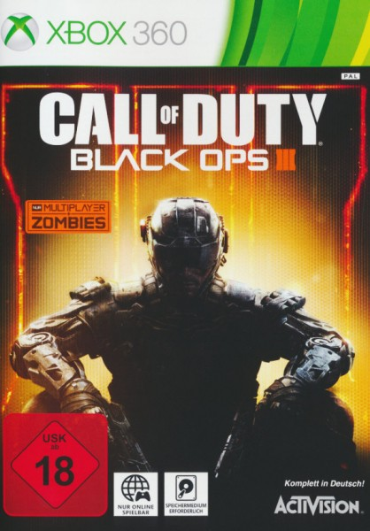 Call of Duty 12 - Black Ops 3 (Online-Game)