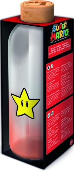 Flasche Super Mario Stern