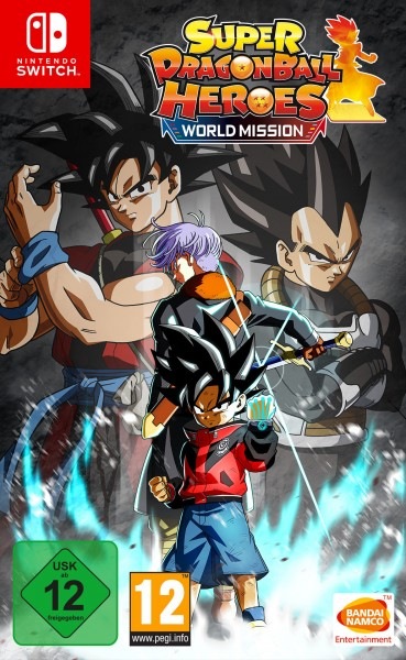 Super Dragon Ball Heroes - World Mission (Day One-Edition)