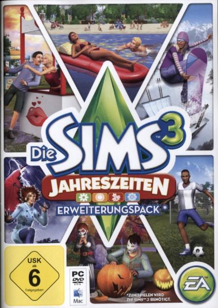 Die Sims 3 - Jahreszeiten (Add-On)