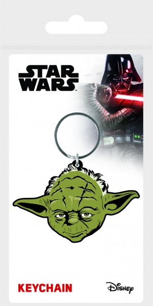 Schlüsselanhänger Star Wars - Yoda