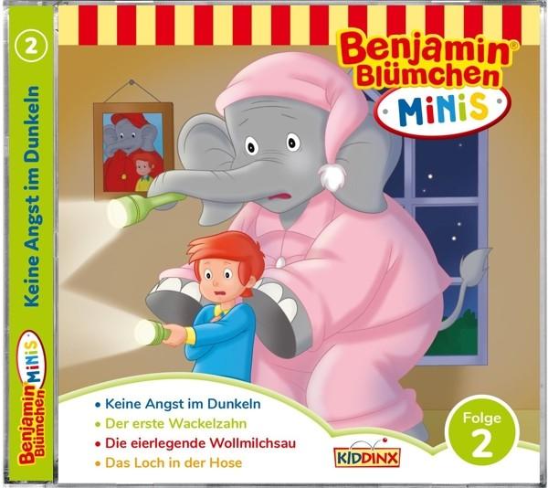 Benjamin Blümchen Minis - Folge 2: Keine Angst im Dunkeln