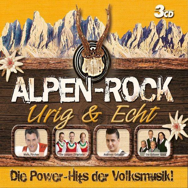Alpen-Rock-Urig & Echt