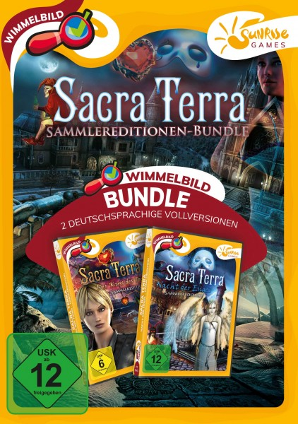 Sunrise Games - Sacra Terra 1+2
