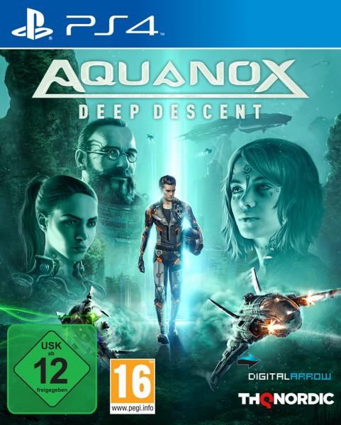 Aquanox - Deep Descent