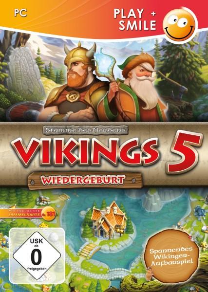 Play + Smile: Vikings 5: Wiedergeburt
