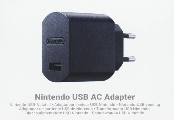 Super NES - Classic Mini USB AC-Adapter / Netzteil