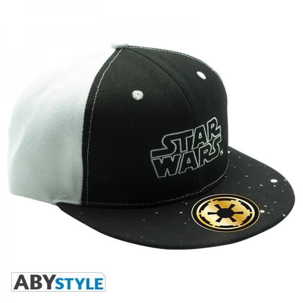 Cap Star Wars (schwarz & weiß)