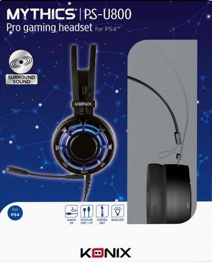 Konix Pro Gaming Headset 7.1