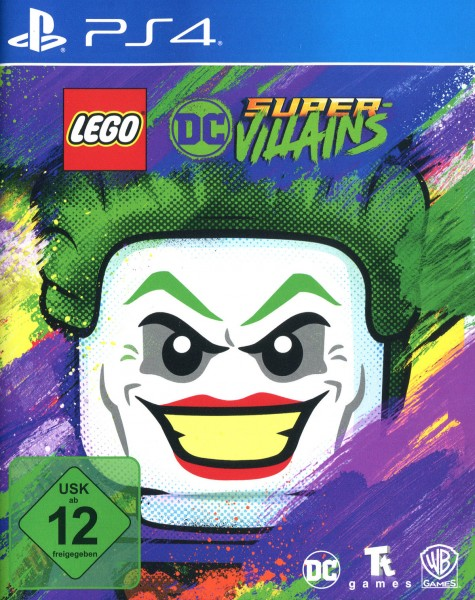 LEGO - DC Super-Villians