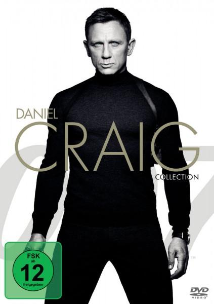 James Bond - Daniel Craig 4-Movie-Collection