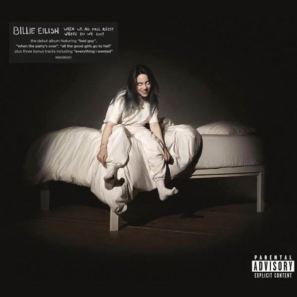 Billie Eilish - When We All Fall Asleep,Where Do We Go?