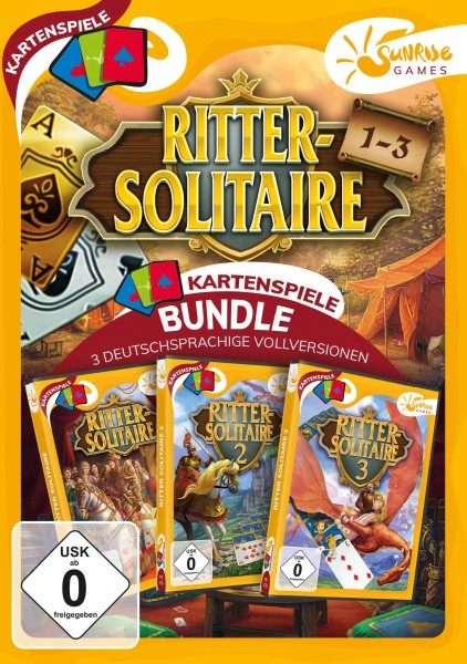 Sunrise Games - Ritter Solitaire 1-3