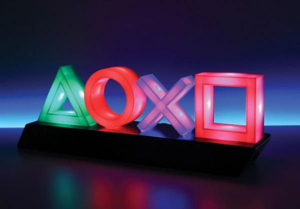 Lampe - Playstation: Logo Icons