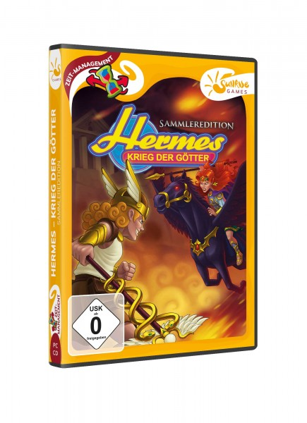 Sunrise Games - Hermes 2 Krieg der Götter (Collectors Edition)