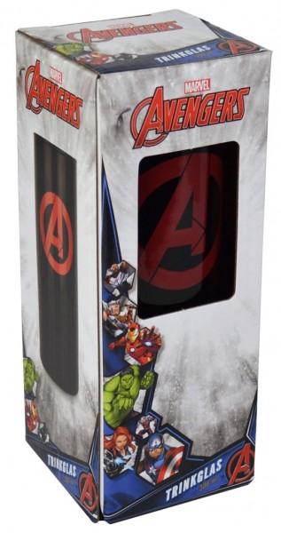 Glas Avengers Logo