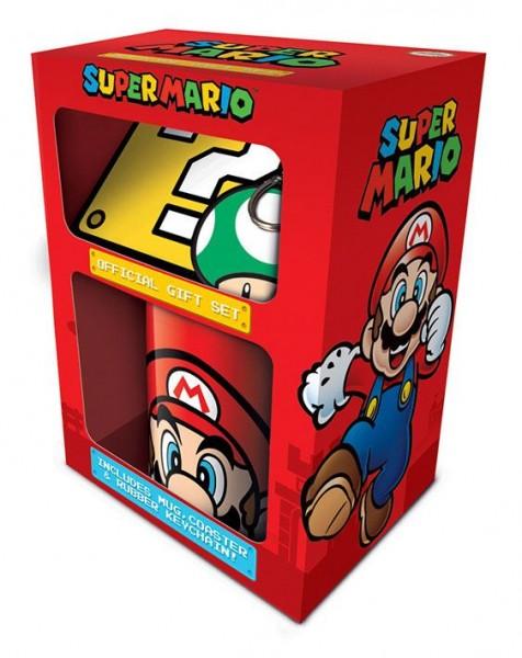 Geschenkbox Super Mario